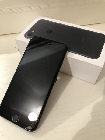 iPhonе 7 black 128 gb