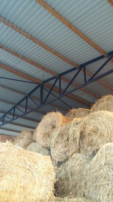 hale metalice pentru fanare grajd sau doar ferme