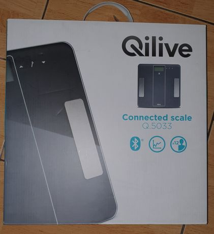 Vând cantar digital Qilive Q.5033 Bluetooth