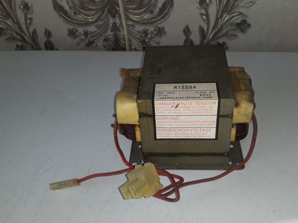 Трансформатор,слюда,конденсатор,моторчики,предохранители,все для мкв