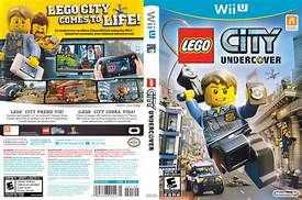 Vand sau schimb joc Lego City Undercover pt consola Wii U