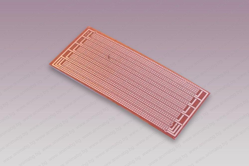 ANIMABG Матрична универсална платка 8.5 X 20cm
