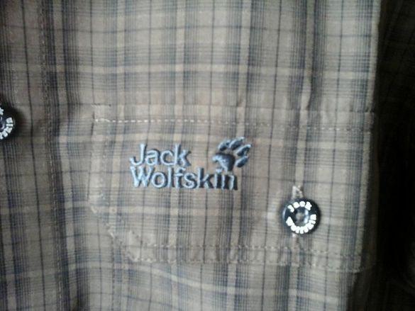 Jack Wolfskin,ризи за планина,размер М