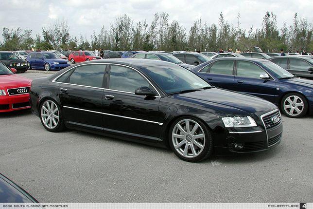 Dezmembrez Audi A8 2005 D3