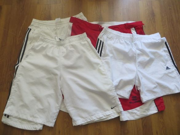 Шорти, спортни долници и горници Adidas, Puma, Nike, Hummel