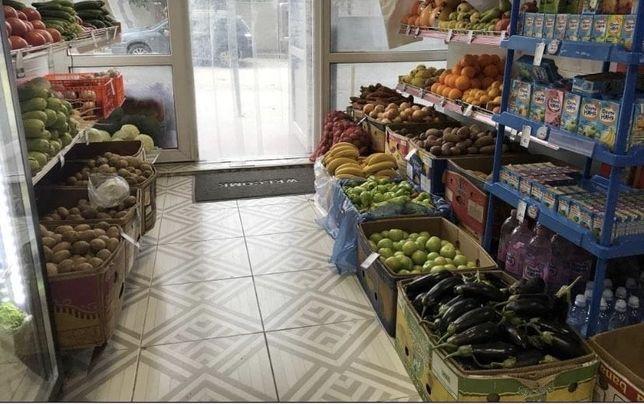 Овощной киоск в ЖК Нова сити