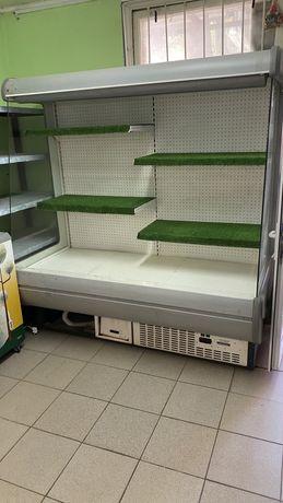 Холодильник витриный фруктовый овощной