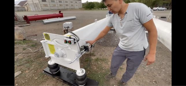 Осушитель центрифуга роторная машина