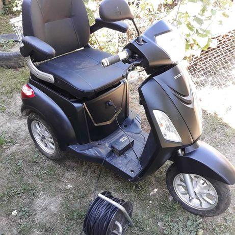 Tricicleta electrica fara permis (scuter electric)