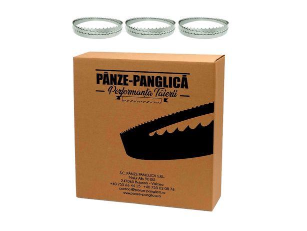VIPER SILVER 4010x40x1 - Panza panglica banzic pentru debitare lemn