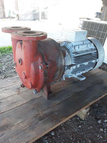 Vand motopompa de 2 toli cu motor 11 kW!