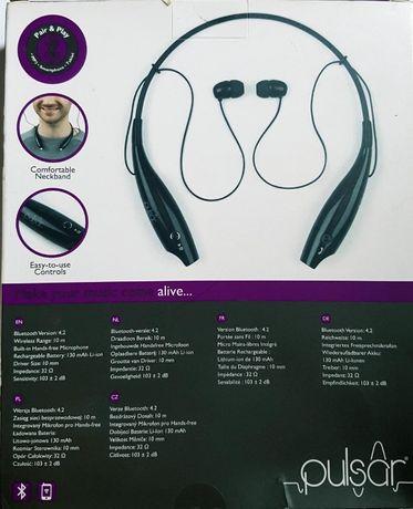 Спортни Bluetooth слушалки Pulsar