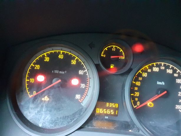 Opel Astra H si Ford TEMPO