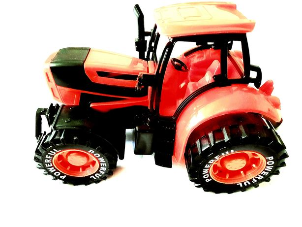 Tractor fermă 22 x 12 x 12 cm. NOU. TRANSPORT GRATUIT.