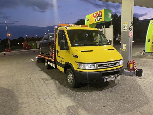 Tractări Auto Non-Stop in Saveni-Botosani, Bucecea, Dorohoi