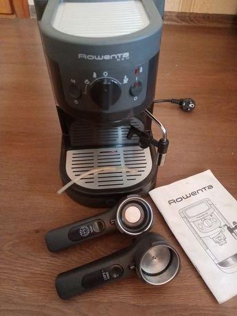 Кофемашина фирменная от Roventa