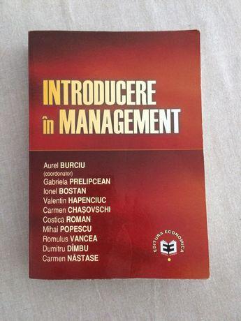 Introducere in management Aurel Burciu