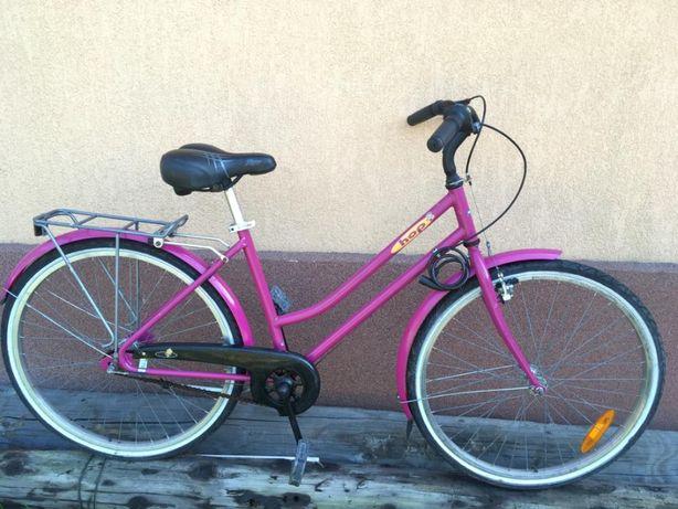 Bicicleta citybike / trekking Decathlon de dama