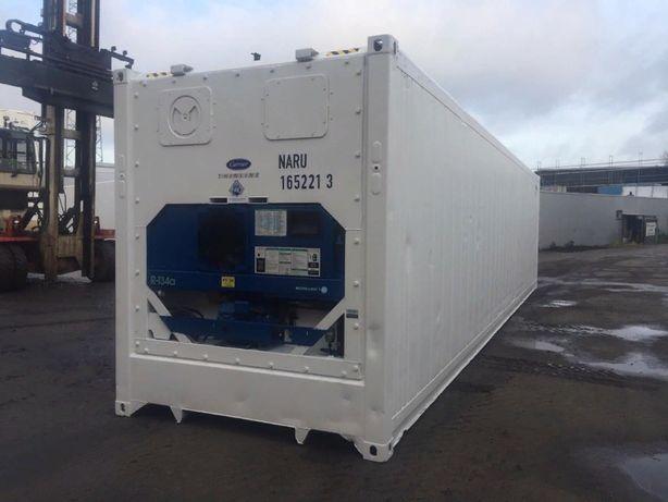 Рефконтейнер 40 фут Carrier / рефрижератор из Актобе №2213