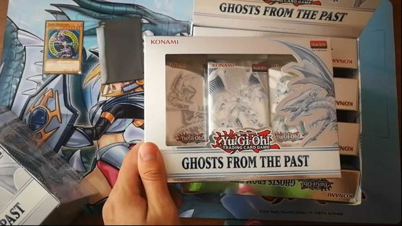 Ghosts From The Past Yu-Gi-Oh! карти