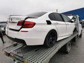 BMW 535d F10 на Части 299кс М пакет 19 джанти bi turbo двигател бмв