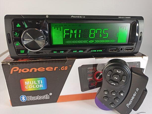 Магнитола PIONEER GB автомагнитола, автозвук, мафон