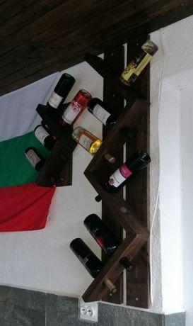 Поставка / стойка за бутилки вино
