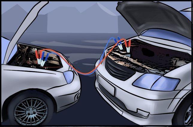 Прикурить авто/подкурить авто Астана/Нур-султан