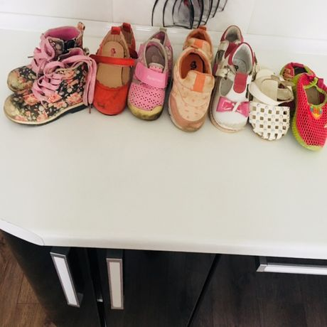 Пакет обуви 22 размер