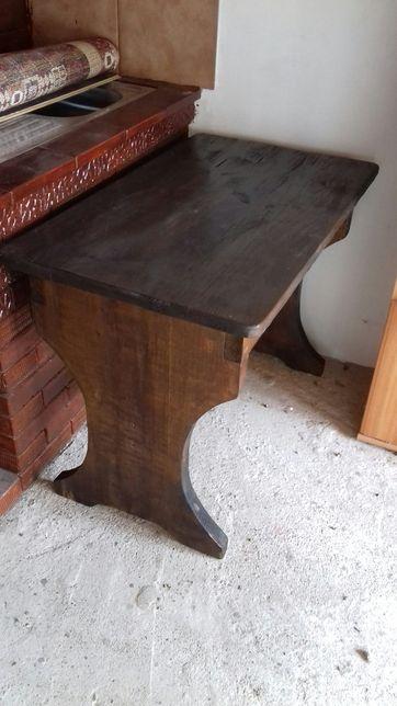 Masa (5 buc.) din lemn masiv