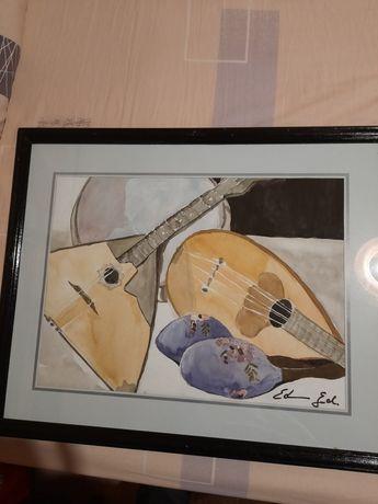 Tablou superb mandoline