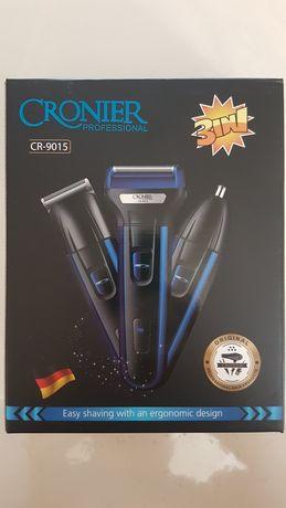 Электробритва, триммер для бороды и усов, машинка для стрижки CRONIER