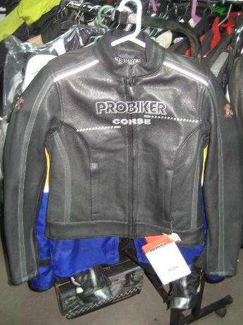 Probiker 42 44 46 48 нови дамски кожени якета големи размери