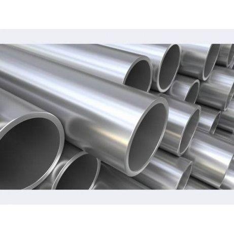 Алуминиеви тръби - сребърна анодизация
