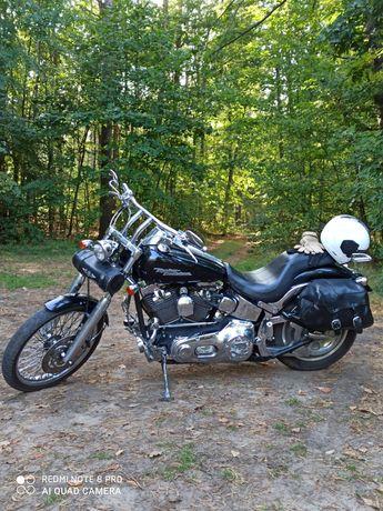 Vând Harley Davidson Softair Deuce