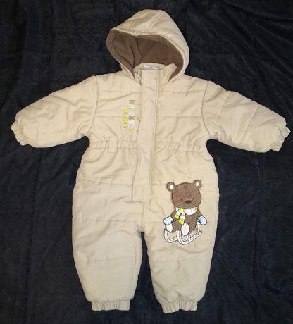 Бебешки ескимос Topolino - ръст 74 (6-9 месеца) + още 1 безплатен