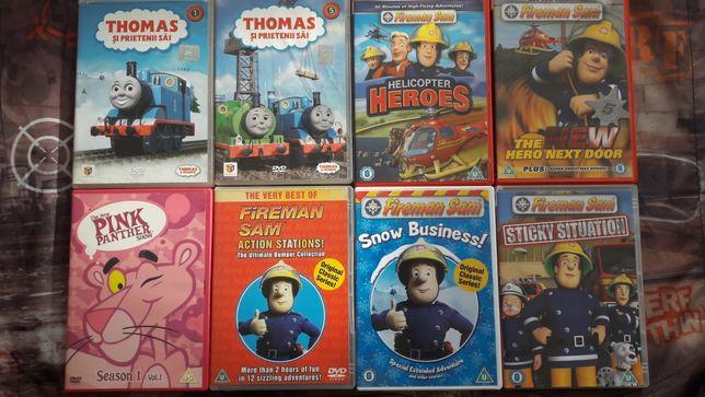 Dvd-uri originale desene animate