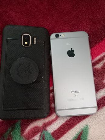 IPhone 6s Samsung j2 core