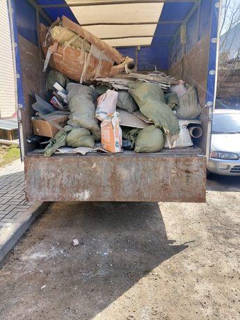 Вывоз мусора всех видов. Уборка территории. Демонтаж гараж, сарай.