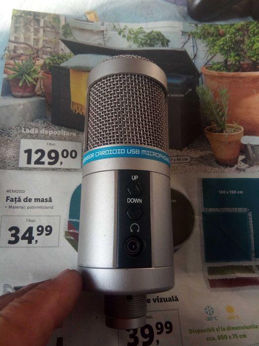 Microfon podcast profesional Bucuresti - imagine 1