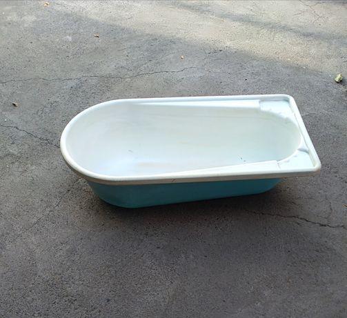 Балаларды суға шомылдыруға арналған ванна(Советский, качественный).
