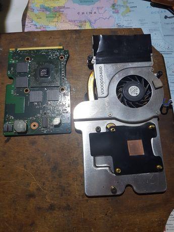 Placa video Toshiba Satellite M40-222