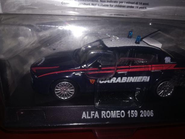 Vand macheta Alfa Romeo 159 carabinieri