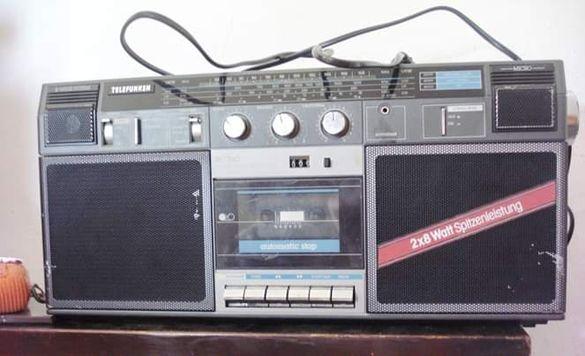 TELEFUNKEN касетофон