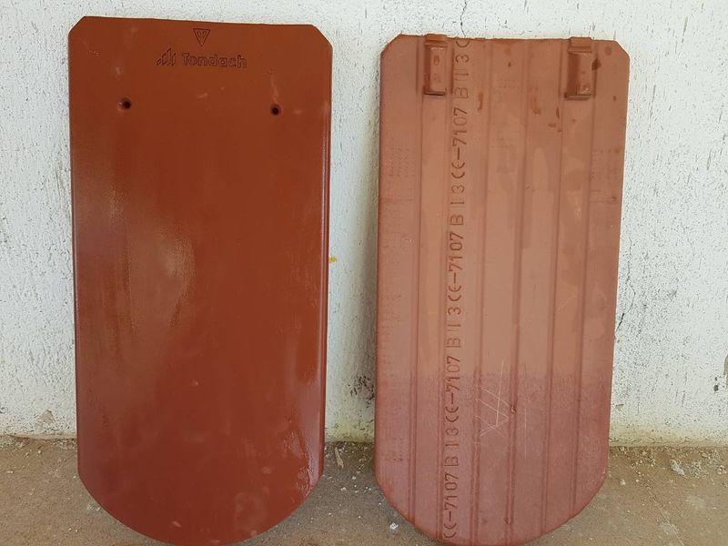 Нови керемиди Тондах-Бибер традиционал плюс с. Баня - image 1