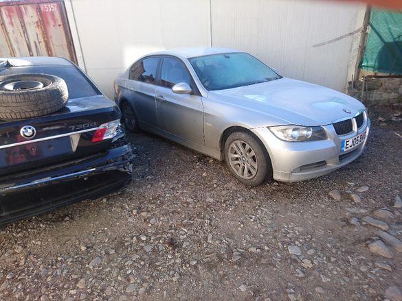 На части БМВ Е90 320д 163 коня - BMW e90 320d 163hp - Автоморга БМВ