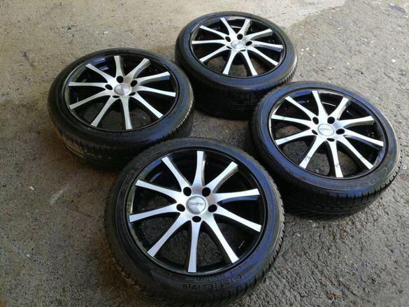 5Х112 VW,Seat,Skoda,Audi,Mercedes с гуми летни 17-ски