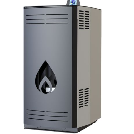 Termosemineu peleti Greyko BIJOU 10kW display COLOR sistem de curatare