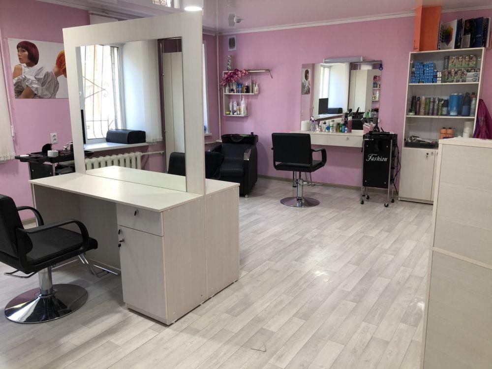 Продам парикмахерскую или как место под другой бизнес.