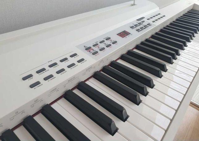 цифровое пианино Kurzweil КA90 WH, белое